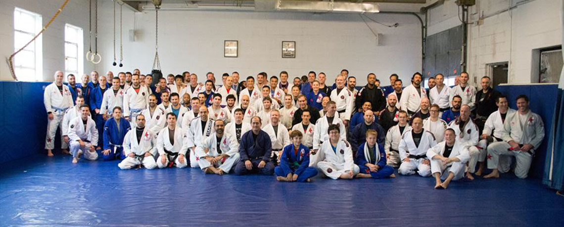 Boston BJJ Newton